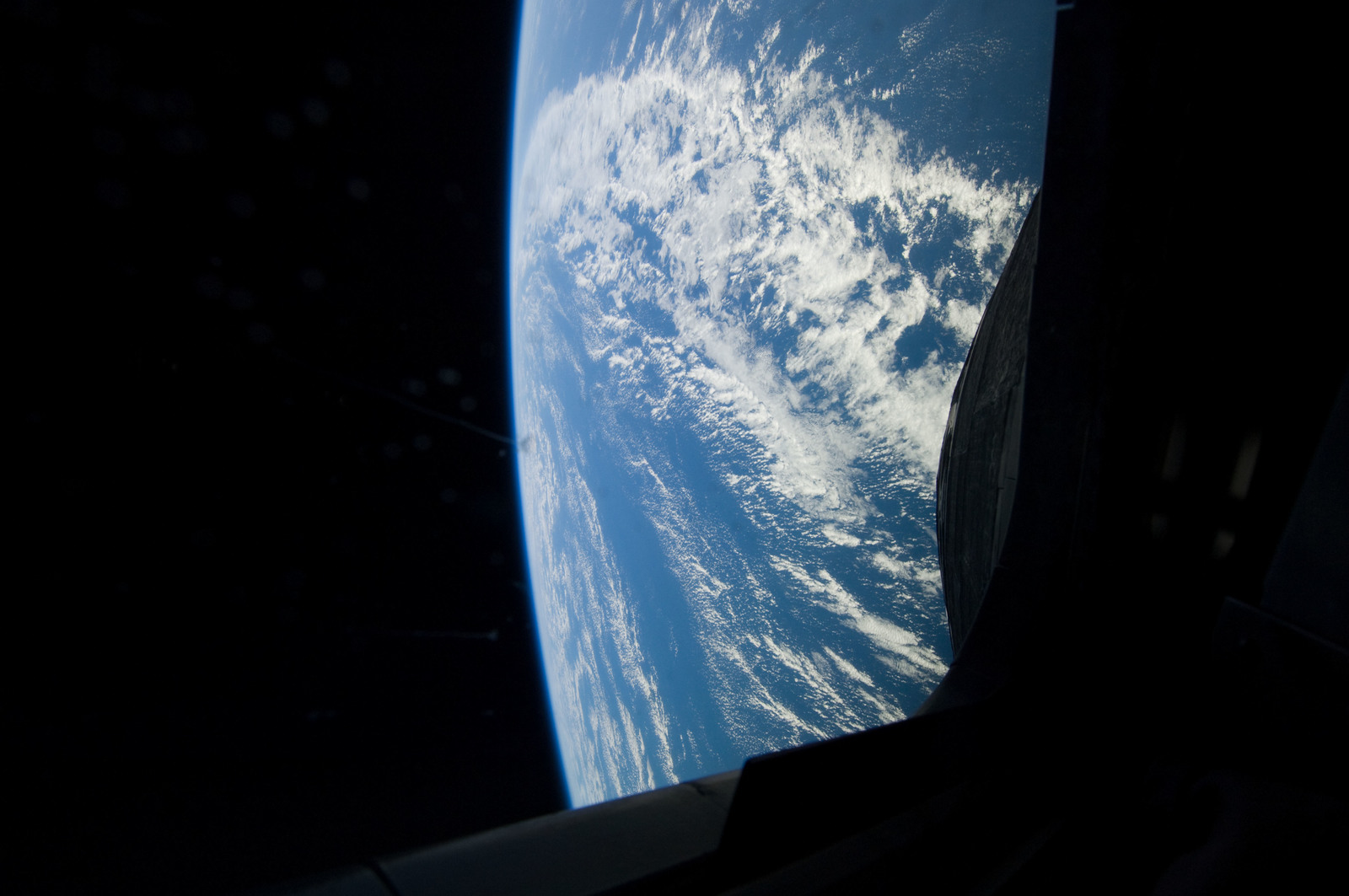 s133E006952 - STS-133 - Earth Observation taken by the STS-133 crew