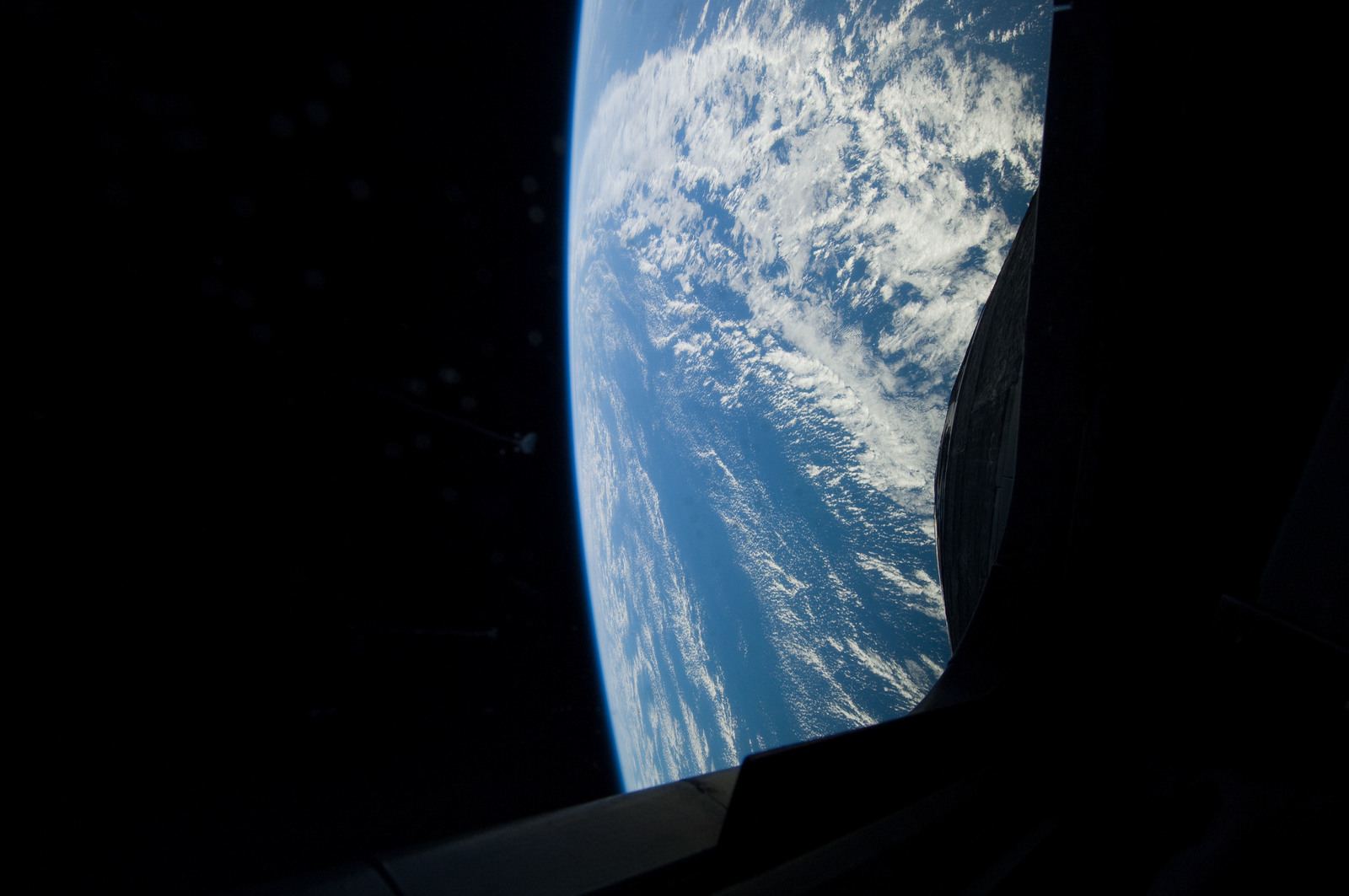 s133E006954 - STS-133 - Earth Observation taken by the STS-133 crew