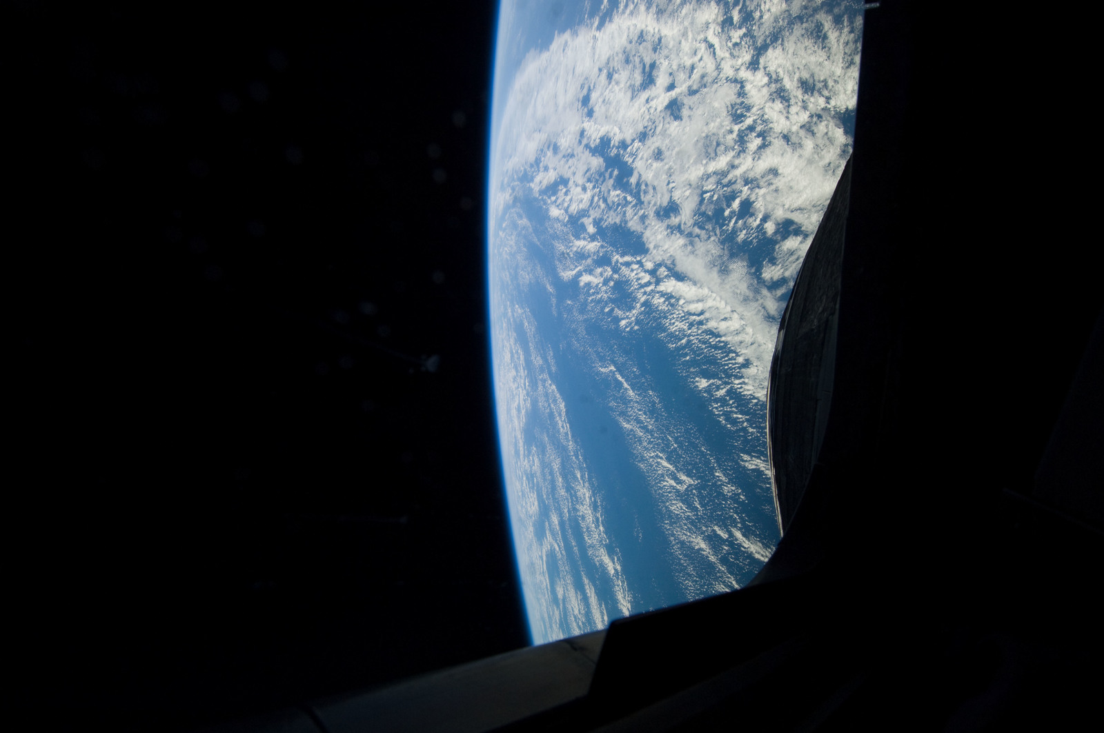 s133E006955 - STS-133 - Earth Observation taken by the STS-133 crew
