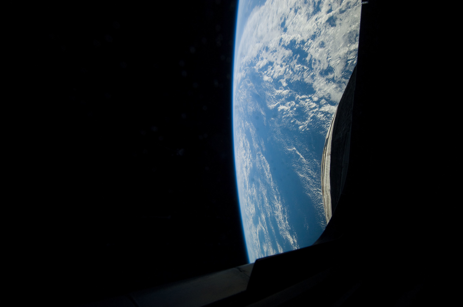 s133E006958 - STS-133 - Earth Observation taken by the STS-133 crew