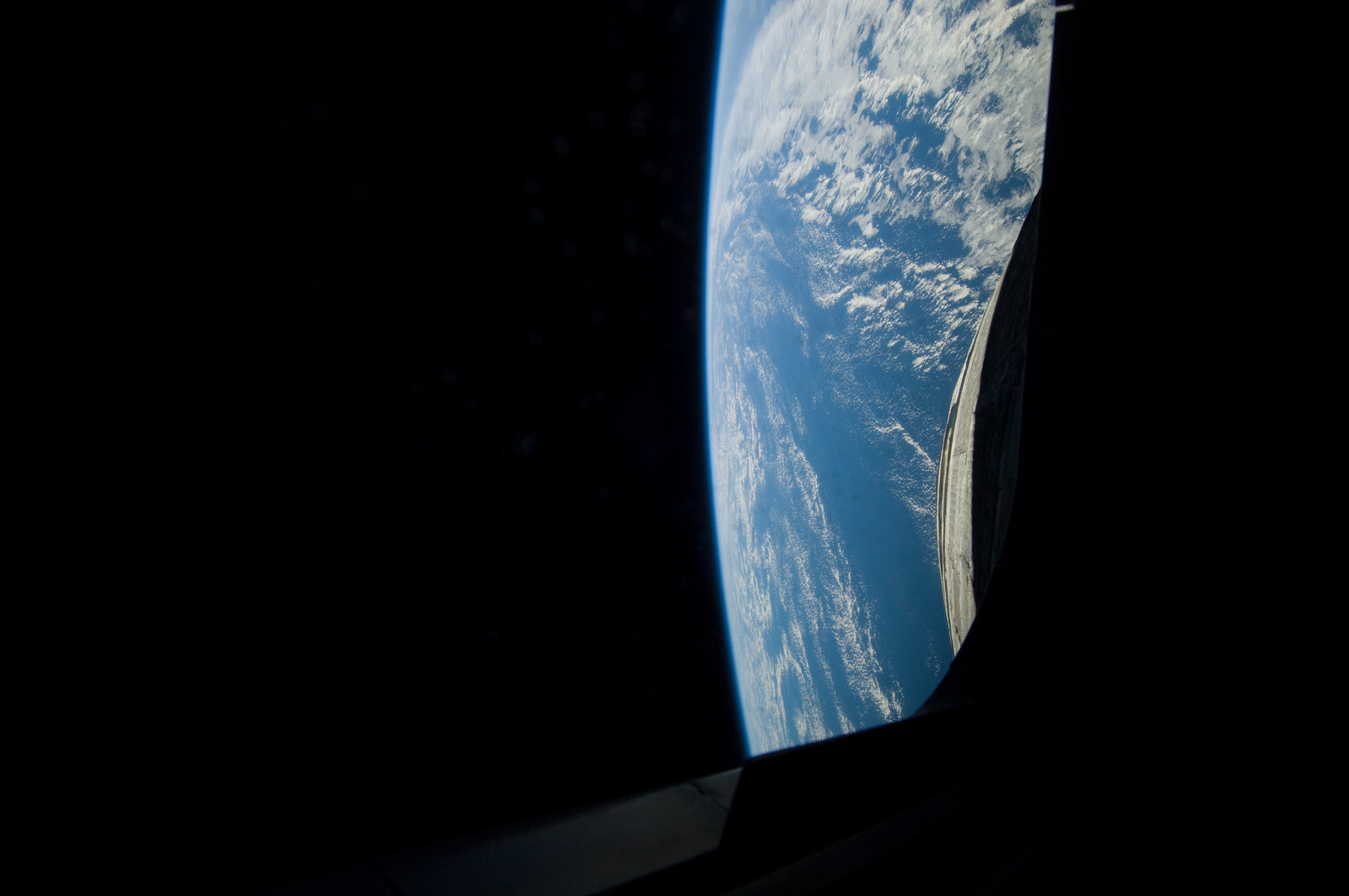 s133E006959 - STS-133 - Earth Observation taken by the STS-133 crew