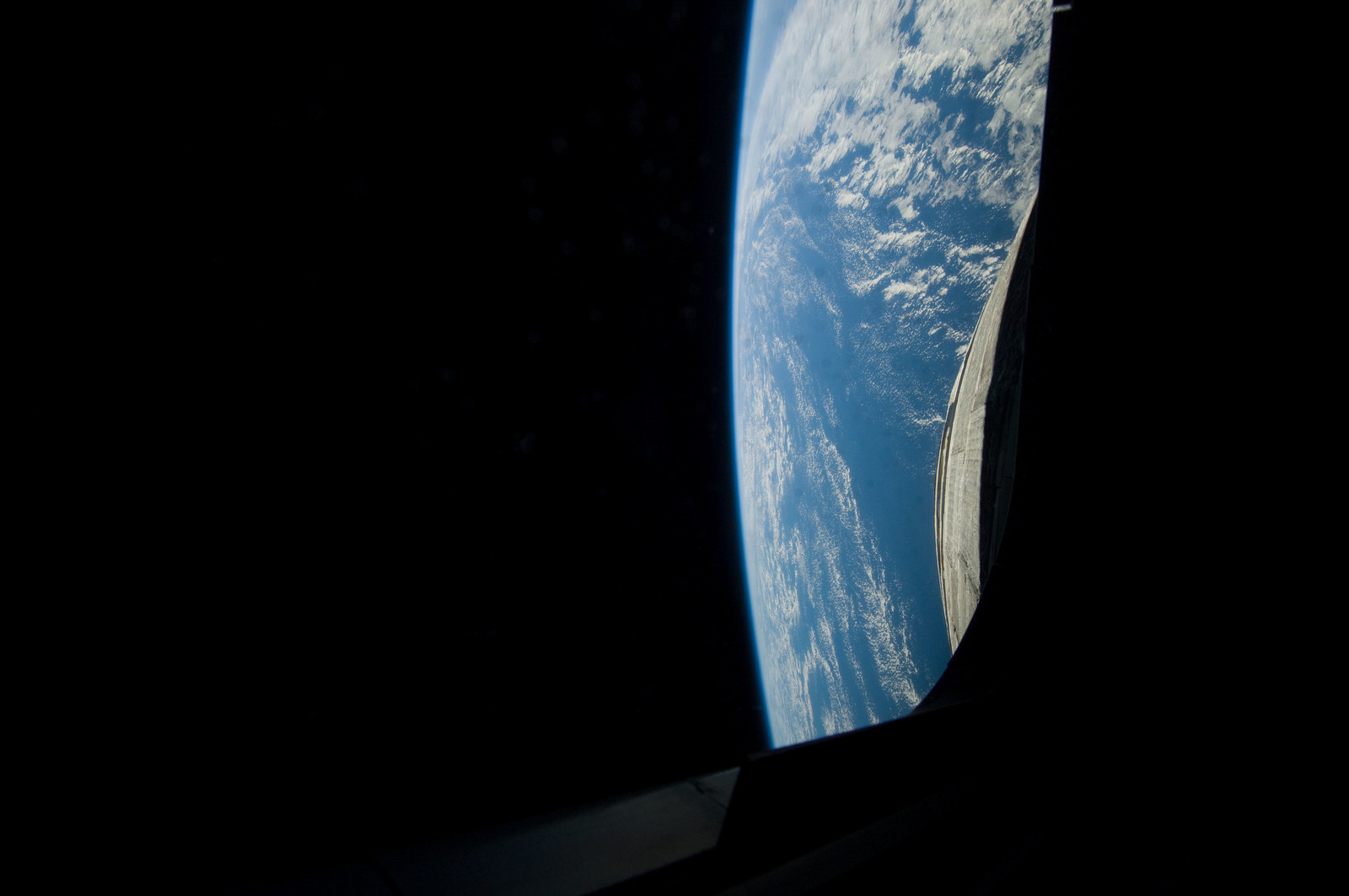 s133E006960 - STS-133 - Earth Observation taken by the STS-133 crew