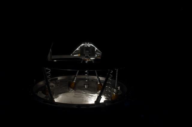s133E012145 - STS-133 - Shuttle ODS