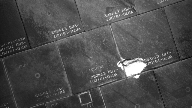 S134E008042 - STS-134 - STS-134 IDC Focused Inspection of TPS Tiles
