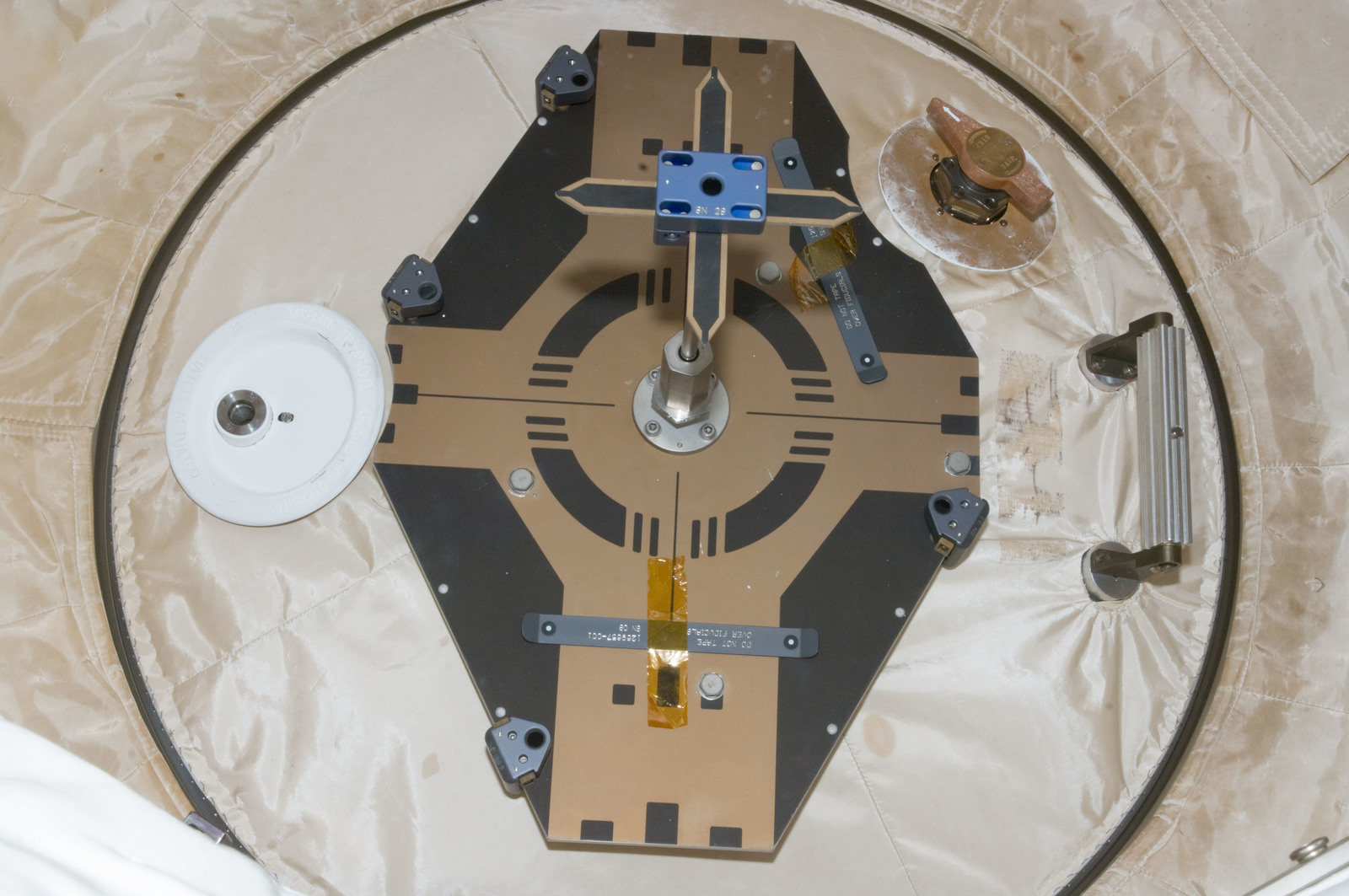 S134E009883 - STS-134 - Close-up view of Docking Target