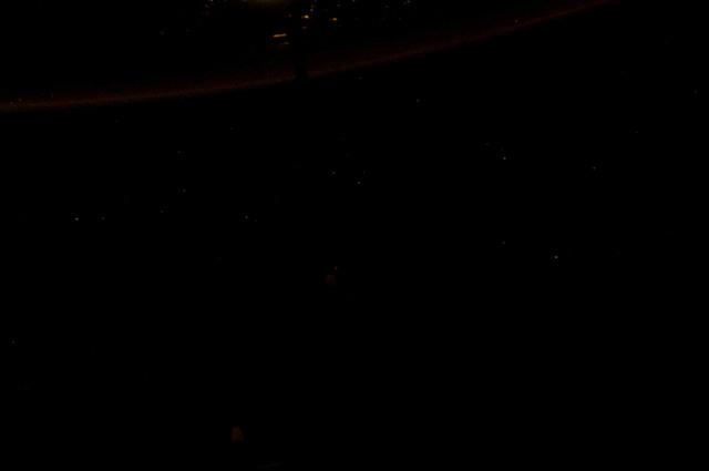 S134E012263 - STS-134 - Earth Observation taken from Aft Flight Deck Window