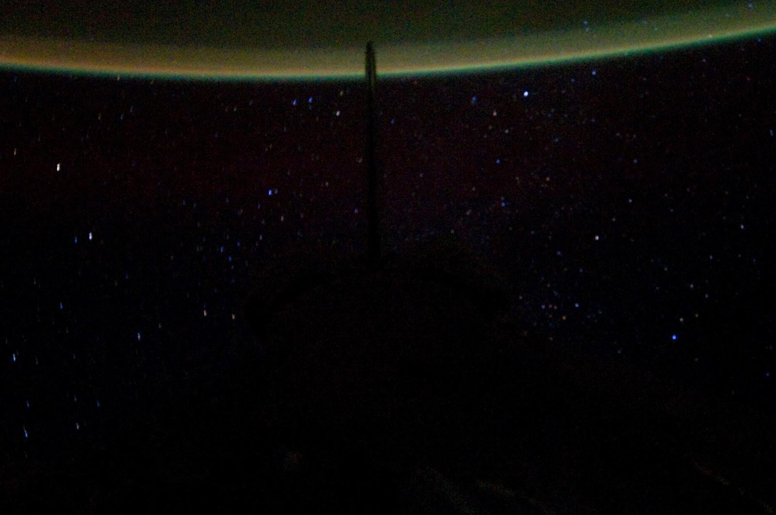 S134E012331 - STS-134 - Earth Observation taken from Aft Flight Deck Window