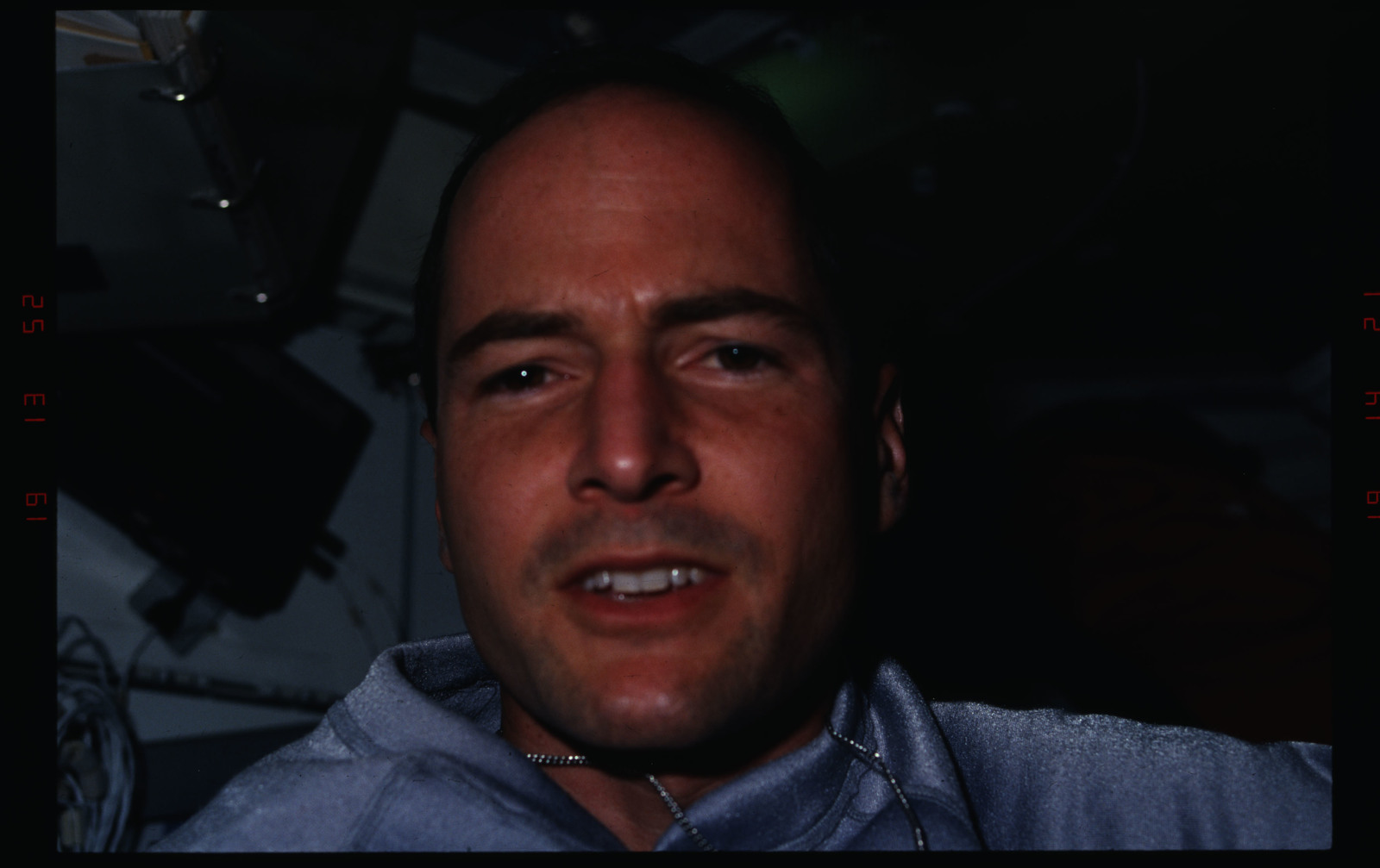 S32-01-002 - STS-032 - STS-32 crew activities