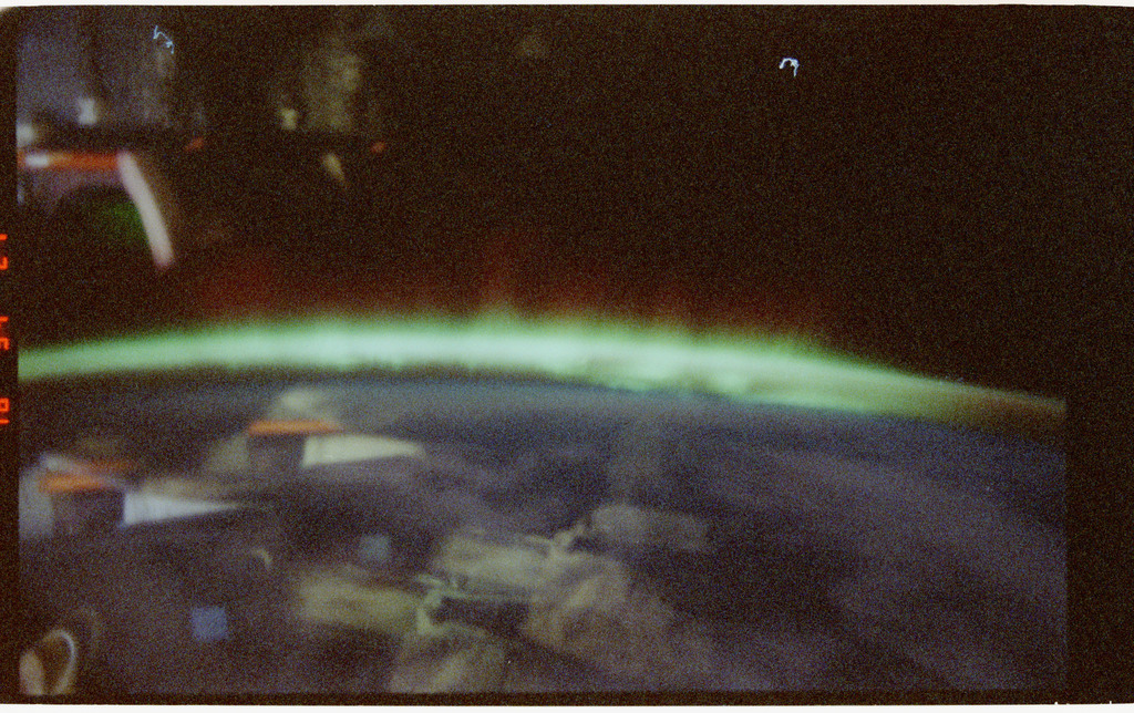 S39-367-029 - STS-039 - STS-39 earth observations