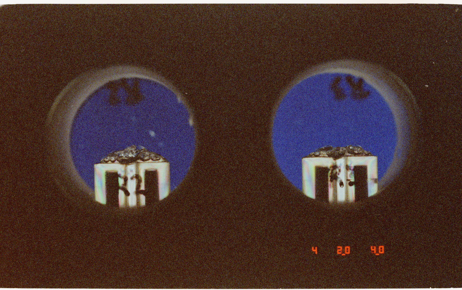 S42-248-027 - STS-042 - Spaceborne experiment