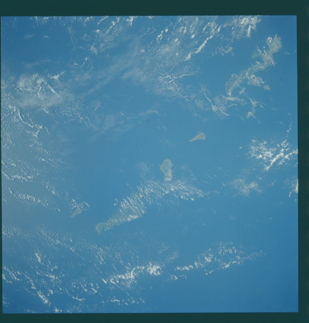 S43-601-063 - STS-043 - STS-43 earth observations