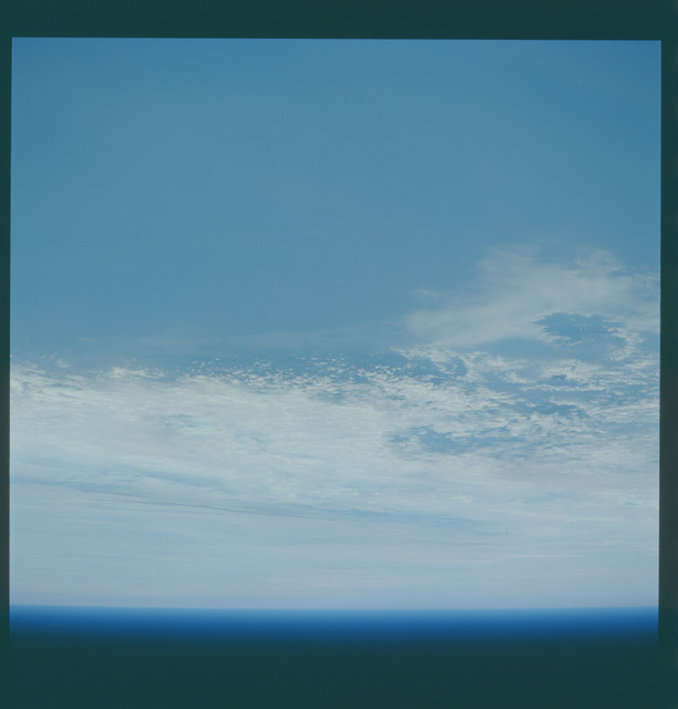 S43-602-047 - STS-043 - STS-43 earth observations