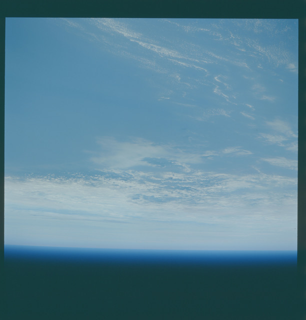 S43-602-049 - STS-043 - STS-43 earth observations