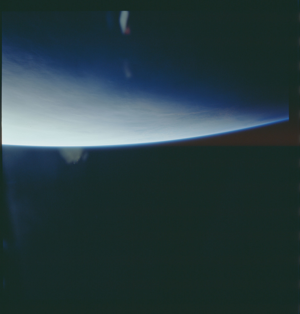 S43-612-002 - STS-043 - STS-43 earth observations
