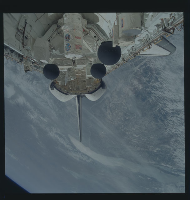 S45-602-002 - STS-045 - STS-45 earth observations