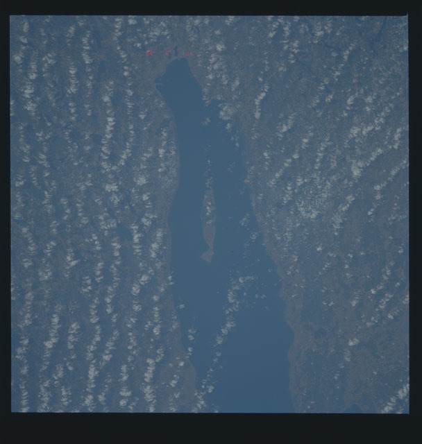 S45-613-034 - STS-045 - STS-45 earth observations