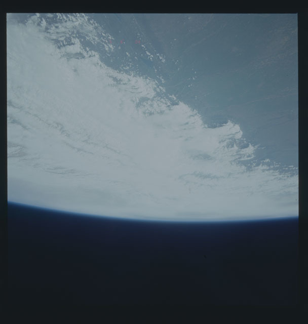 S45-613-037 - STS-045 - STS-45 earth observations