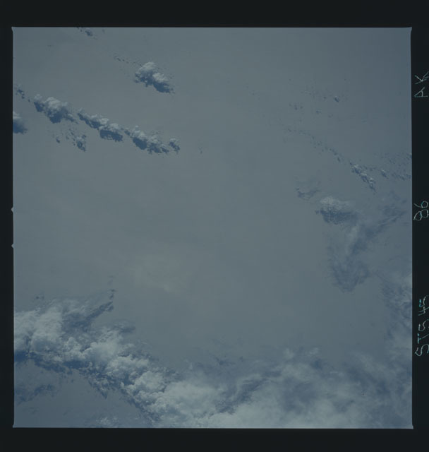 S45-86-000AK - STS-045 - STS-45 earth observations