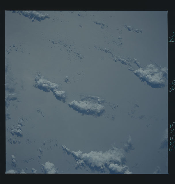 S45-86-000AL - STS-045 - STS-45 earth observations