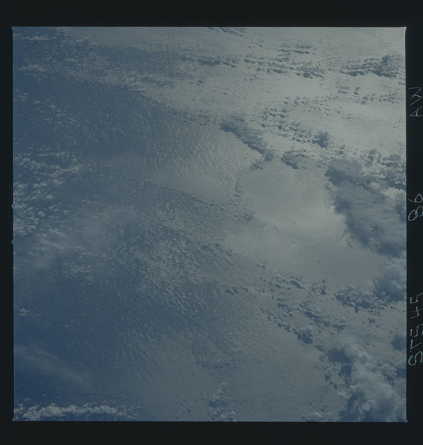 S45-86-000AW - STS-045 - STS-45 earth observations