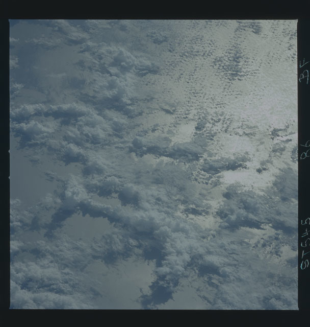 S45-86-000BF - STS-045 - STS-45 earth observations