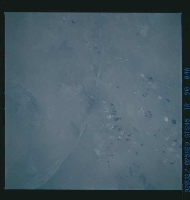 S45-90-040 - STS-045 - STS-45 earth observations