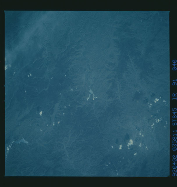 S45-91-040 - STS-045 - STS-45 earth observations
