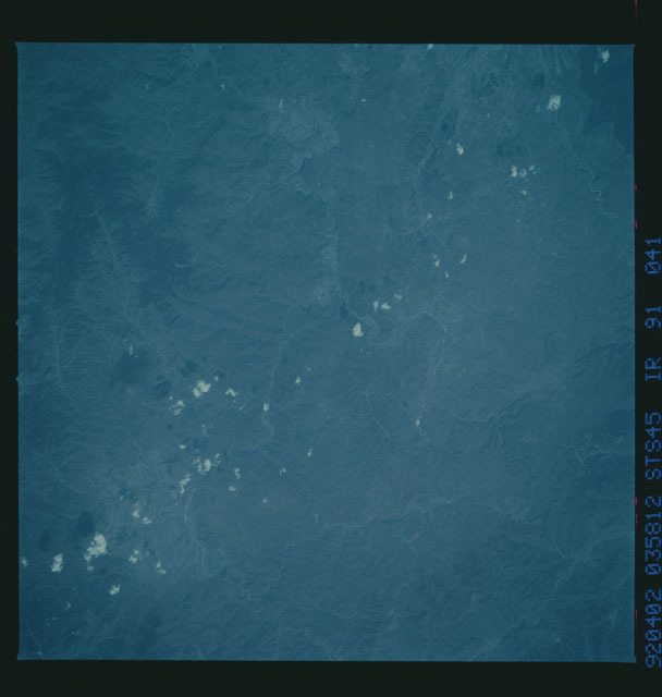 S45-91-041 - STS-045 - STS-45 earth observations