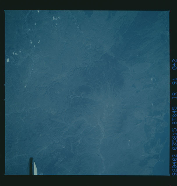 S45-91-042 - STS-045 - STS-45 earth observations