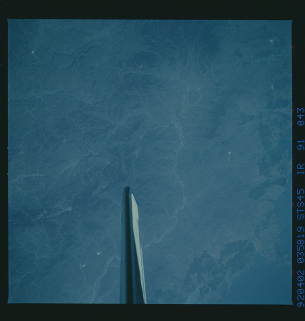 S45-91-043 - STS-045 - STS-45 earth observations
