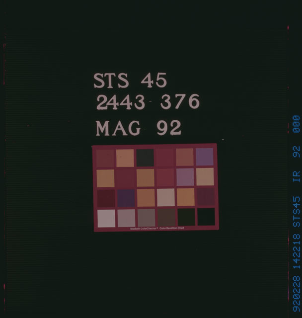 S45-92-000 - STS-045