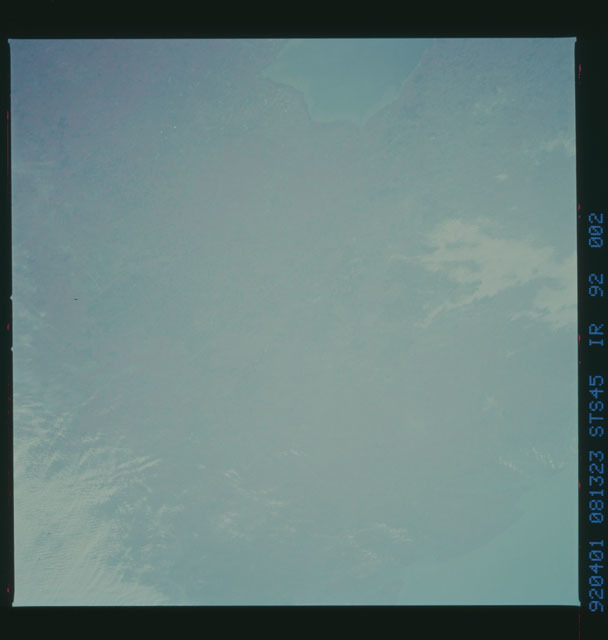 S45-92-002 - STS-045 - STS-45 earth observations