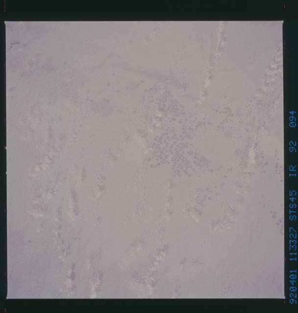 S45-92-094 - STS-045 - STS-45 earth observations