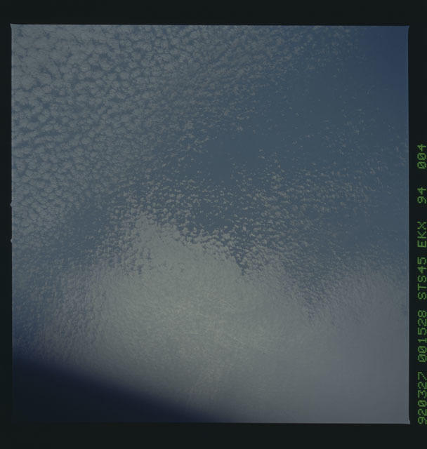 S45-94-004 - STS-045 - STS-45 earth observations