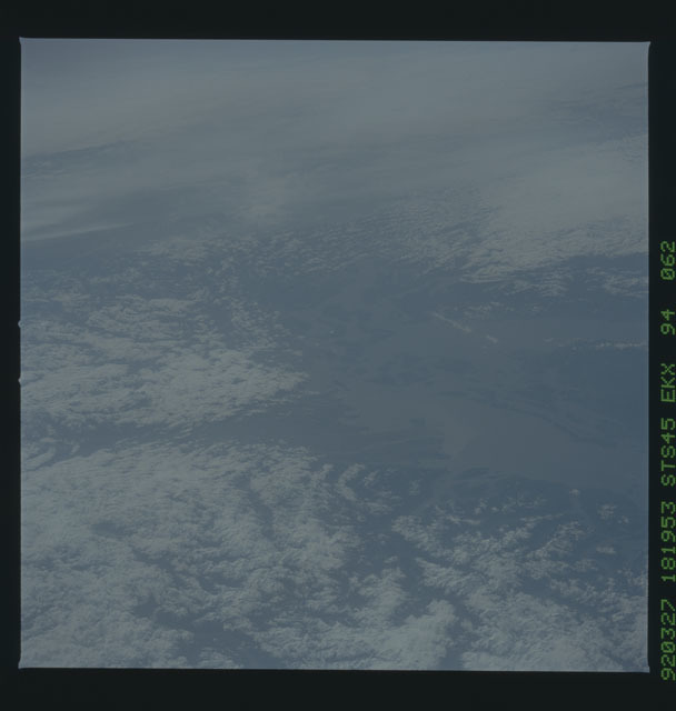 S45-94-062 - STS-045 - STS-45 earth observations