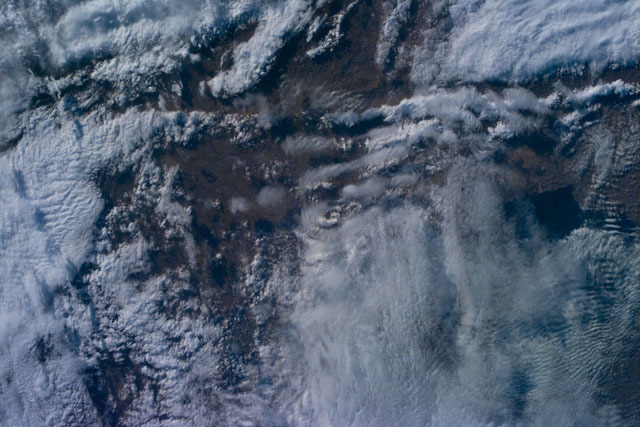 S81E5014 - STS-081 - KidSat earth observations taken during STS-84