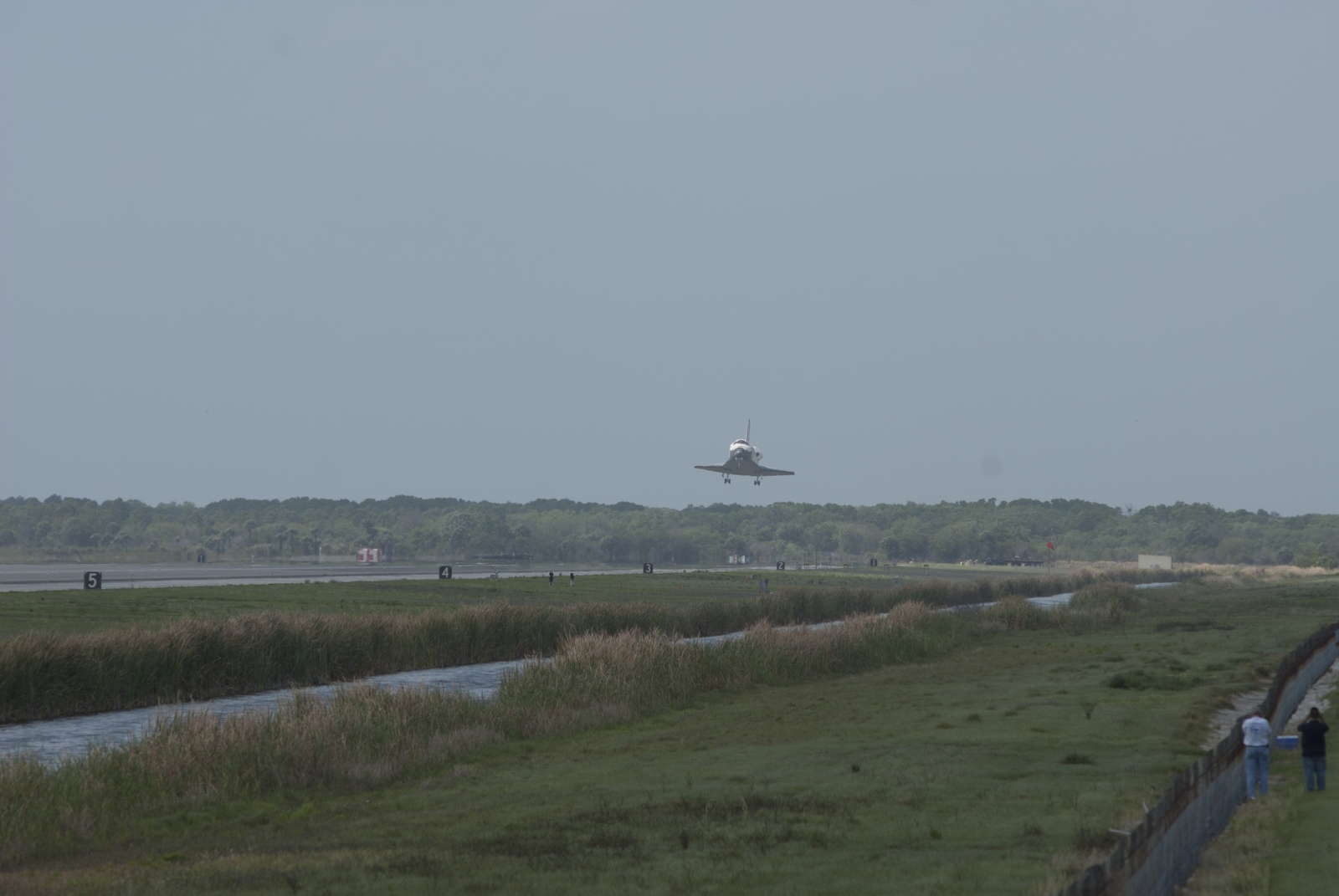 STS-119 - EOM