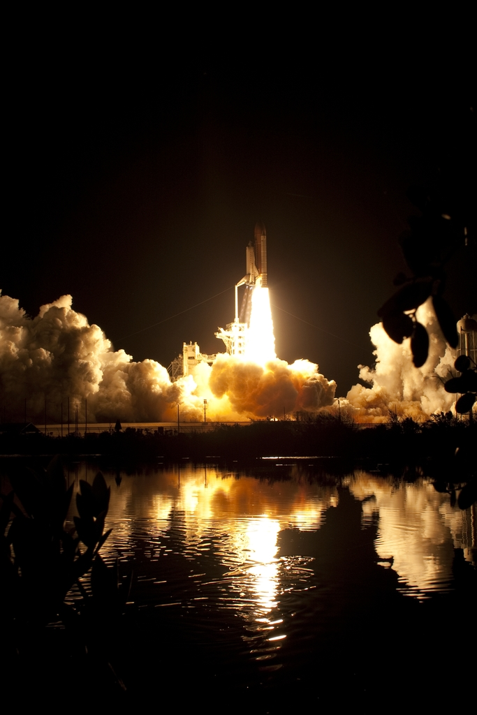 STS-123 - LAUNCH
