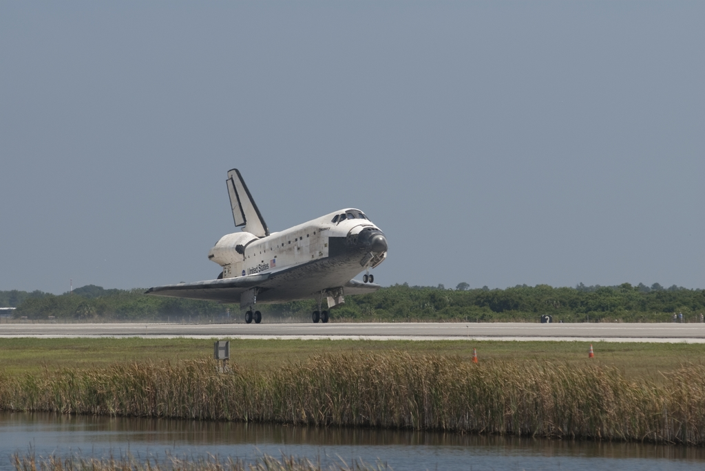 STS-124 - EOM