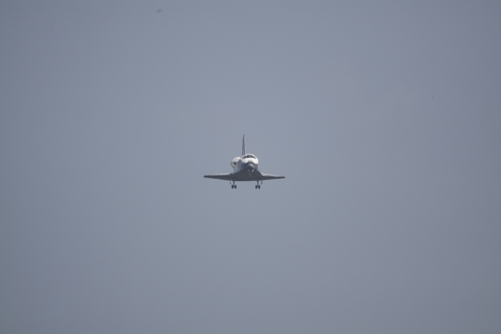 STS-127 - EOM