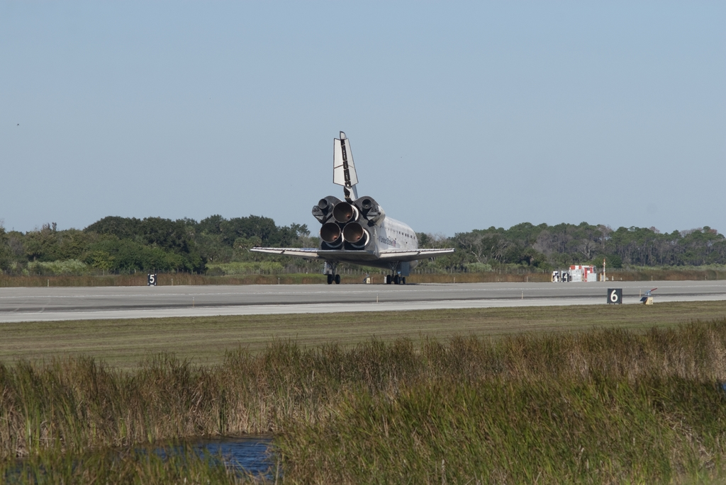 STS-129 - EOM