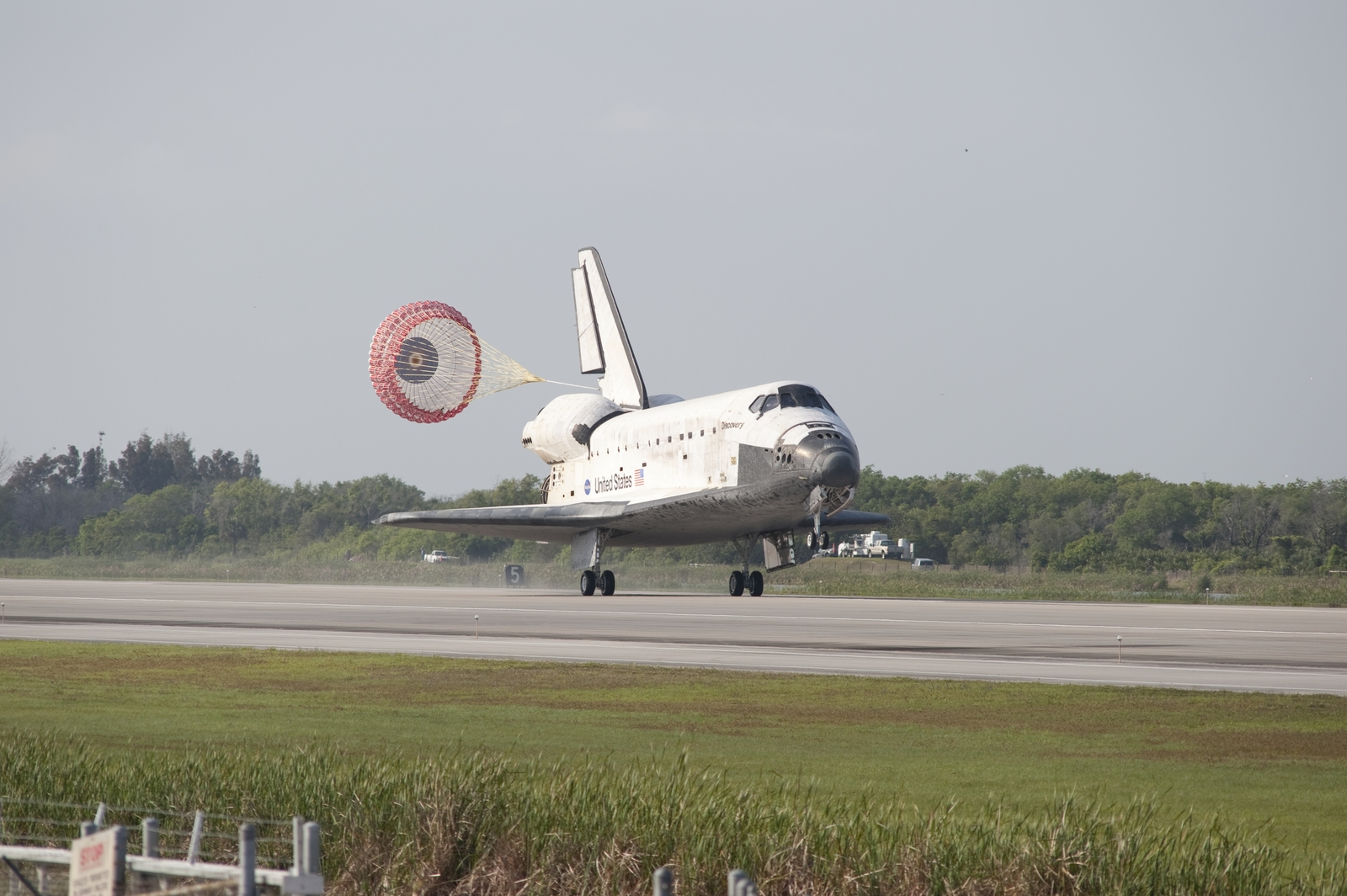 STS-131 - EOM