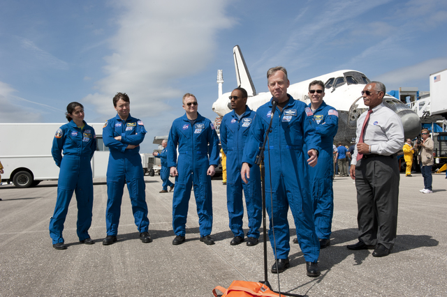 STS-133 - EOM