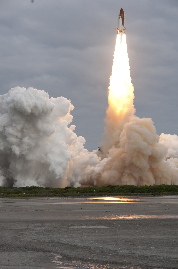 STS-134 - LAUNCH
