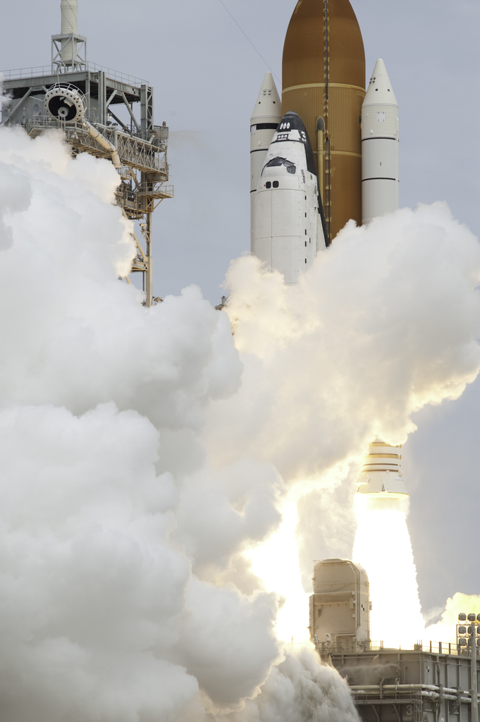 STS-135 - LAUNCH