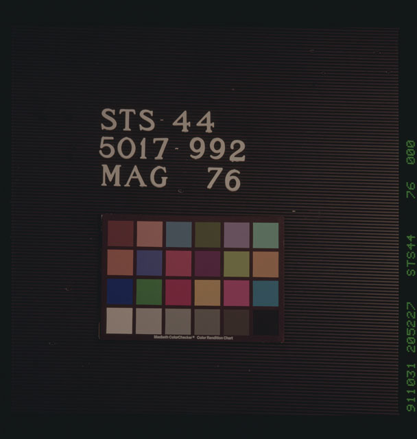 STS044-76-000 - STS-044