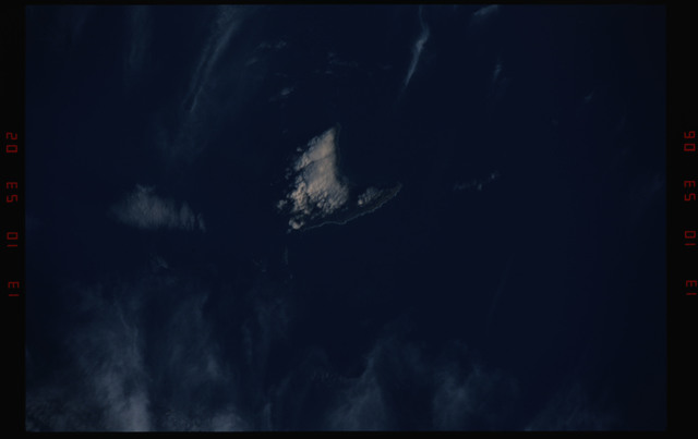 STS050-10-014 - STS-050 - Earth observation scenes of desert, ocean and coastline -  location unknown.