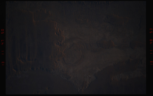 STS050-10-022 - STS-050 - Earth observation scenes of desert, ocean and coastline -  location unknown.