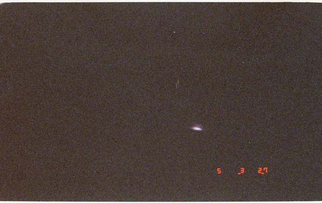 STS050-38-025 - STS-050 - Ultraviolet Plume Instrument experiment.