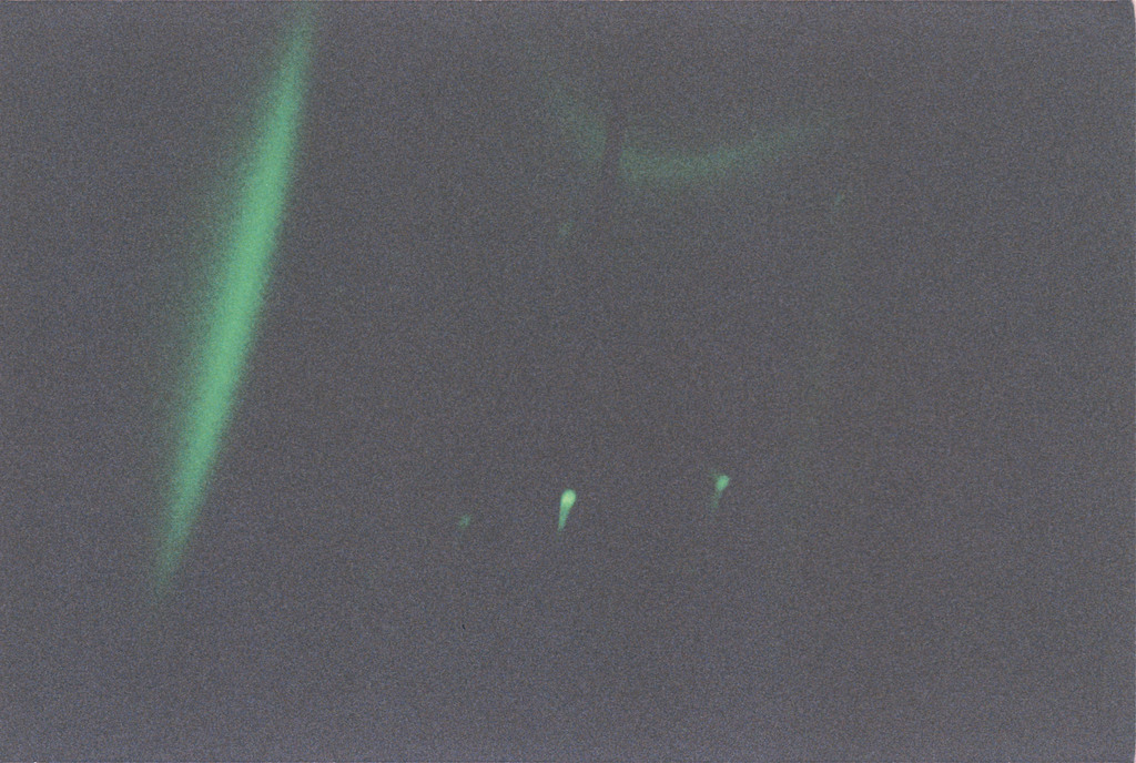 STS051-53-001 - STS-051 - Auroral Photography Experiment B